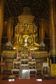 Places of worship and temple art of Thailand. — Стоковое фото