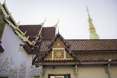 Places of worship and temple art of Thailand. — Foto de Stock