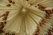 Rice Wreaths Festival,THAILAND — Stock Photo