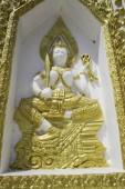 Wat Phra That NongBua,THAILAND — Stockfoto
