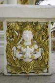 Wat Phra That NongBua,THAILAND — 图库照片
