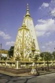 ワット ・ プラ ・そのノーンブワラムプー タイ — ストック写真