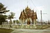 Churches Temple Ubonratchathani Thailand on April 5, 2015 — Stock Photo