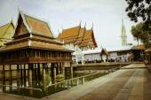 Места поклонения и Храм искусства Ясотхон, Таиланд — Стоковое фото