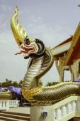 Lieux de culte et le temple art de Yasothon, Thaïlande — Photo