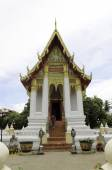 """Wat Thung Srimuang August 2 2015:""""Places of worship and temple art of Thailand"""" Ubonratchathani,Thailand — Stock Photo"""