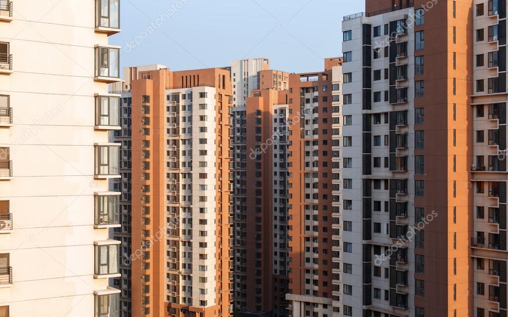 Фото высоких домов