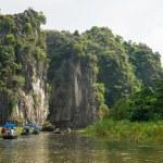 Tam Coc, Ninh Binh, Vietnam - September 14, 2014. — Stock Photo #57881075