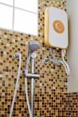 Water Heater. — Stock Photo