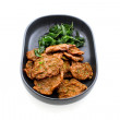 Thai Food Fish Cake (Tod Mun Pla) — Foto de Stock   #65224671
