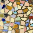 Colorful mosaic tile and decorative — Stock Photo #66473123