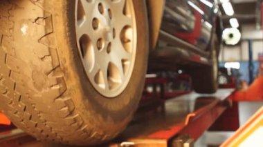 Automotive car repair — Vidéo