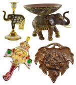 Deus hindu ganesha — Foto Stock