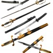 Постер, плакат: Different types of swords