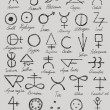 ������, ������: Magical Alchemical signs