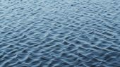 Surface of water in lake — Stock Photo