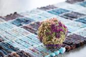 Bola de flores — Fotografia Stock