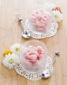 Fruta sorvete — Fotografia Stock