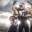 American football players — Stock Photo #58273981