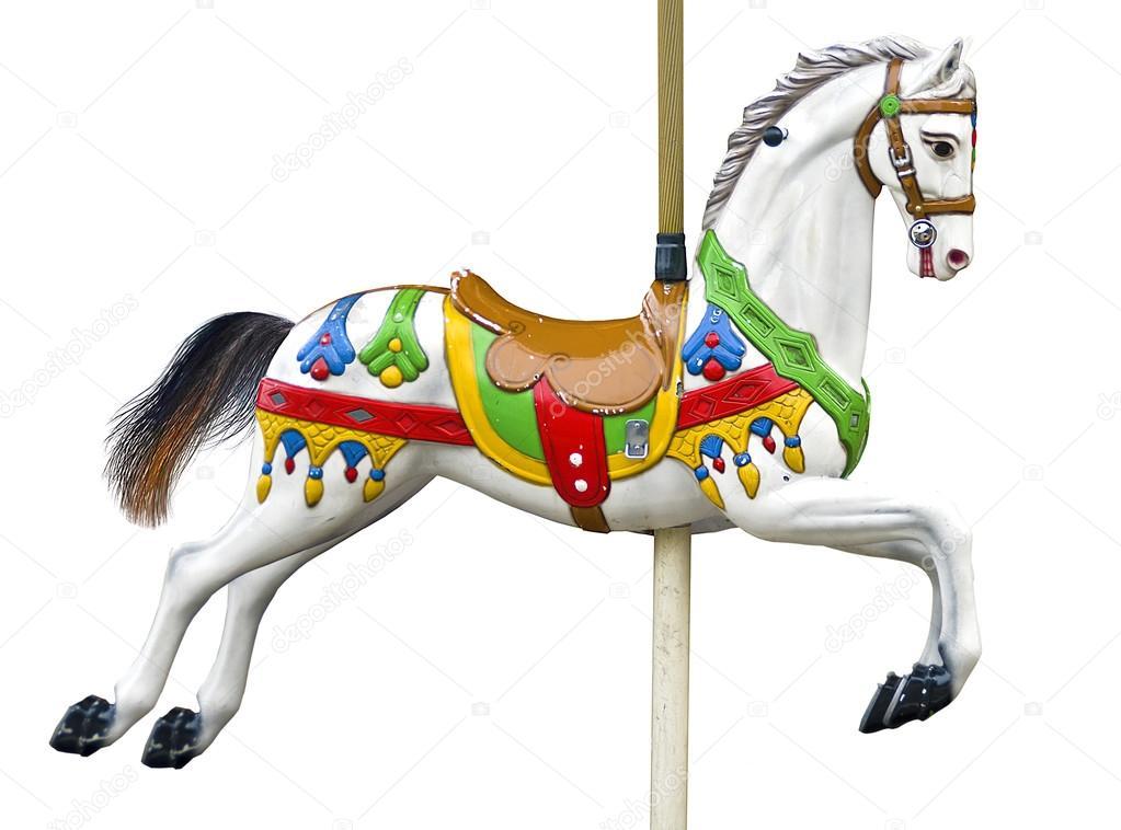 Карусель для лошадей