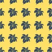 Flower wallpaper — Stock Vector