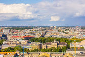 The top view of Riga — Foto Stock