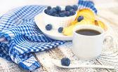 śniadanie — Zdjęcie stockowe