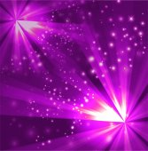 Two burst light purple Background — Stock Photo