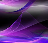 Abstract purple wavy background — Foto Stock