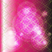 Vector pink background with grid texture and dots light — Vetor de Stock
