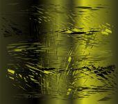 Dark Green texture Grunge background vector — Vector de stock