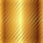Golden abstract background, may use for modern technology advertising — Vector de stock