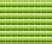 Retro streszczenie styl tło kwadratowych wektor zielony — Wektor stockowy