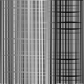 Black and white background metal texture abstract grid pattern — Stok Vektör