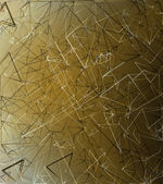 Abstract background, geometry, lines design — Stock Photo