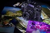 Vintage photography — Stock Photo