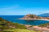 サルデーニャの海岸の風景 — ストック写真