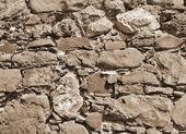 Stary mur. — Zdjęcie stockowe