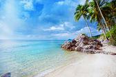 Koh samui beach — Stockfoto