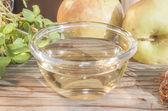 Apple vinegar — Stock Photo
