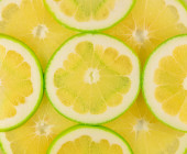 Texture citrus fruit sweetie background — Stock Photo