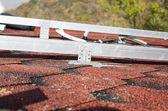 солнечное строительство — Стоковое фото