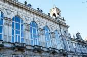 Bulgarian architecture style — Stock Photo