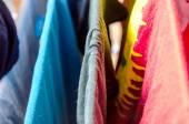 Tvätt kläder — Stockfoto