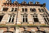 Bulgarische architekturstil — Stockfoto