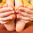 Foot massage — Stock Photo #62588519