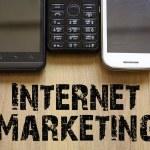 Internet Marketing Concept — Stock Photo #70180485