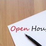Open House Concept — Stock Photo #75313795