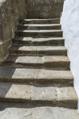 Escadas de pedra — Foto Stock