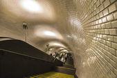 Estação de metro — Foto Stock